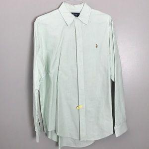 Vintage Ralph Lauren Polo Dress Shirt 16/36